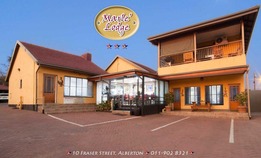 Marle' Lodge